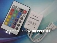 LED Strip Light 24 Keys IR Remote Controller for  SMD5050 RGB LED Strip Light
