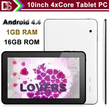 On sale  Gooweel G10X ATM7029 quad core 10inch tablet pc Dual camera HDMI WIFI Bluetooth OTG 1GB / 16GB