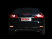LED car brake red rear lighting, car modified light, LED rear fog lamp case for Ford Mondeo Winning 2008~2010, free shipping