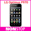 P970 Original LG Optimus P970 GPS WIFI 4.0&quot; 3G 5MP Unlocked Mobile Phone