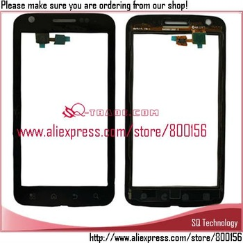 For Motorola Atrix 4G MB860 Touch Screen Digitizer free shipping
