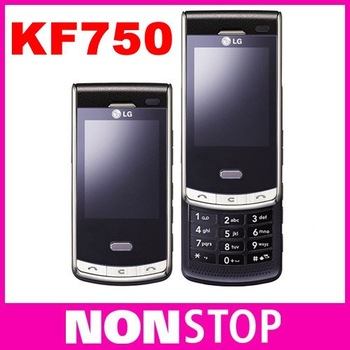 Original LG KF750 Secret Unlocked Mobile Phone FREE SHIPPING IN STOCK