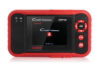 LAUNCH CReader pro CRP129 OBDII diagnostic full function Multi-languages Support 4 Systems ( Engine Transmission ABS Airbag )