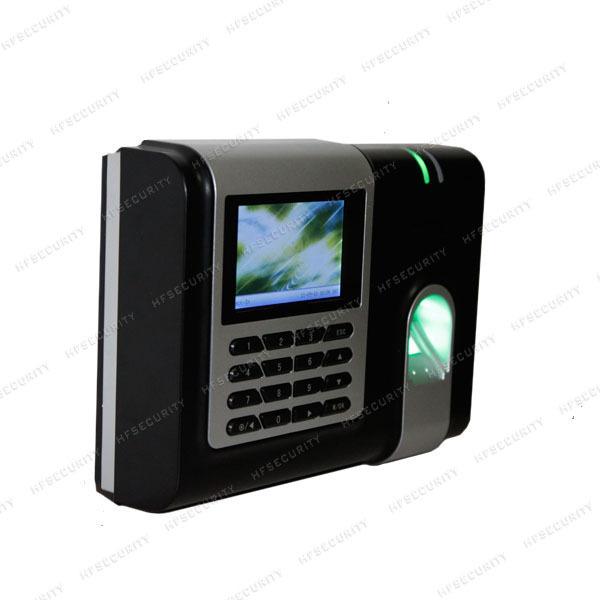 Smart Proximity Card Biometric Time Attendance X628 Fingerprint Time Clock with SDK Software English Punch Time Clock(China (Mainland))
