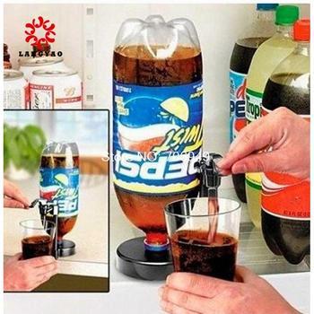 4pcs New 2015 Novelty Households Gadgets Soft Drink Dispenser Fridge Beer Beverage Dispenser As Seen As TV -- MTV30