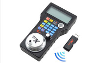 Wireless USB Mach3 MPG Pendant Handwheel for CNC Mac.Mach 3, 4 axis best Price