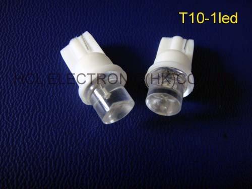 158,168,194, 912, W3W, E1 W6i,501 w5w led car T10 wedge auto led car led bulbs free shipping 10pcs/lot(China (Mainland))