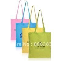 custom cotton shopping bag with logo printing