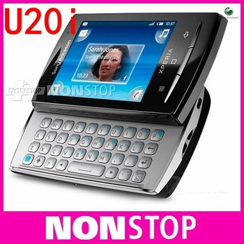 X10mini pro Original Sony Ericsson Xperia X10 mini pro U20 u20i Unlocked Cell Phone 3G Android WIFI A-GPS 5MP Camera