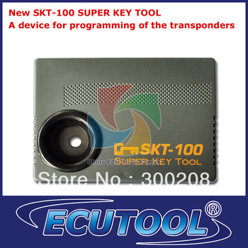 New SKT-100 SUPER KEY TOOL For Programming of The Transponders Universal Key Programmer Wholesale + Free Shipping