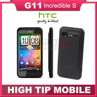 Unlocked Original HTC Incredible S G11 Android 3G 8MP GPS WIFI 4.0''TouchScreen  smart Mobile Phone Singapore post free shipping
