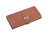 HOT SALE  2014 popular 14 candy colors branded wallets women  wholesale(QH09)