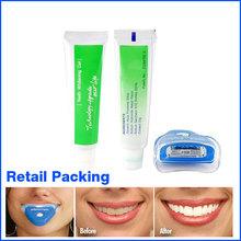 Dental White light teeth whitener Teeth Whitening System Whitelight SEEN ON TV Free Shipping