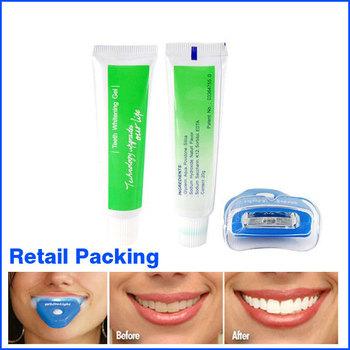 Personal Heath Dental White Light Teeth Whitener Teeth Whitening System Whitelight Drop Shipping