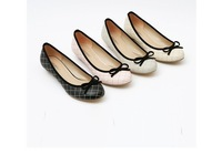top sale easy stlye free shipping woman flat autumn beige shoes woman shoes