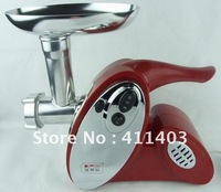 FREE SHIPPING MEAT GRINDER REVERSE ROTATION FUNCTION SENT FREE SLICER SHRED TOOLS ADDITIONAL