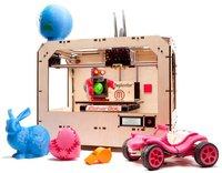 3D Printer dual extruder open source MakerBot Replicator