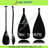 Carbon fiber Bent shaft outrigger canoe paddle