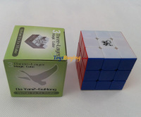 100pcs/lot Dayan 2 Guhong I V1 3x3x3 speed cube full assembled PVC sticker +FEDEX/EMS free shipping
