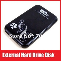 "Best Price! External USB 3.0 2.5"" Pocket Size SATA Hard Drive 500G 500GB HDD External Disk, Free Shipping"