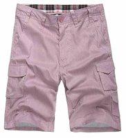 KINGTIME Free shipping!100% cotton men's leisure ,Pants bule or red Straight size:S/M/L/XL/XXL KTC01 Asian size