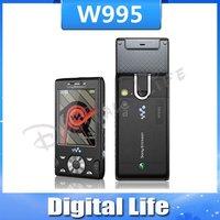W995 Original Sony Ericsson  W995i Mobile Phone 8.1MP GSM 3G WIFI GPS Bluetooth
