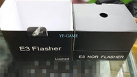 E3 FLASHER Dual Boot with Slim Power Switch and ESATA STATION For PS3