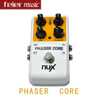 NUX  Guitar Effect Pedal Phaser Core 4 - stage and Tape 8-stage high quality best guitar pedal