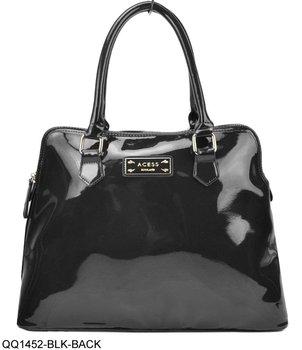 Black Color Promotion New Arrival Patent Finalize Design Handbags Women Messenger Bags Handbags QQ1452