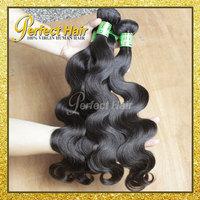 Unprocessed Virgin Brazilian Body Wave 3pcs/ Lot Brazilian Hair Weave Bundles No Tangle No Shedding Human Hair Weave