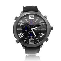 Wholesale Men's wristwatches V6 fashion Silicone strap quartz watch sports watches men  LW19