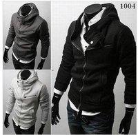 sport suit men brand men clothes fassassins creed costume hoodies cardigan outerwear man hoody brand men's hoody tops coat