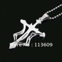 Scorpio Necklace,Fashion Stainless steel ,The Signs of the Zodiac pendant necklace,wholesale free shipping