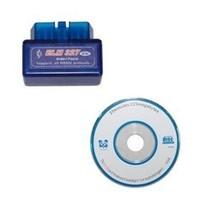 super smallest ELM327 Bluetooth OBDII V1.5,Elm 327 Bluetooth obd obdii can bus Car Scan Tool---freeshipping