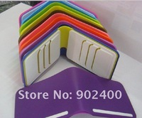 drop shipping Free shipping MOQ 1pc silicone credit card wallet hot selling 8 colors available BG013