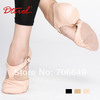 Dttrol hot sale genuine leather adult teacher sandal jazz shoes for dance D005353