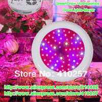 Free shipping 112dollars promotion ufo led grow light 180W(60*3W) 3w chip 3yeas warranty HIGH-QUALITY Dropshipping