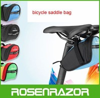 Bicycle Bike Cycling mini small  Saddle Outdoor Pouch Seat Bag bike accessories free shipping drop shipping