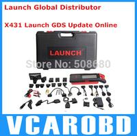 2014 L AUNCH X431 GDS  Diagnostic configuration Heavy Duty Diagnosis Online update Multi-functional WIFI X-431 GDS