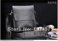 free shipping,hot sale fashion men shoulder bag, men genuine leather messenger bag,high quality business bag