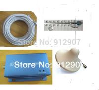 MOBILE CDMA signal Repeater,850mhz CDMA signal booster with 13dbi 9unit yagi full set 1pcs/lot