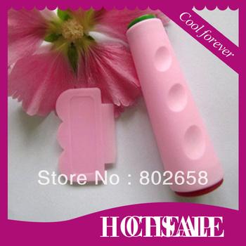 [Promotion] Free Shipping (6Set/Lot) Image plate stamper tools & Scraper Nail Art Polish DIY + Free 1 stamping plates