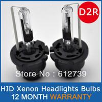 35W D2R 4300K 6000K 8000K HID XENON BULBS Car Lamp Headlights Pair