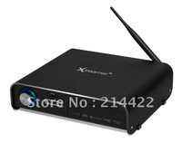 Xtreamer Prodigy Black 3D Full-HD 1080p HDD media player HDMI 1.4 GagaLAN built-in Wifi Blu-Ray ISO DVB-T recorder Realtek1186