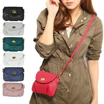 2015 Women Messenger Bags Elegant Leather Handbag Cross Body Bag Satchel Mini Shoulder Bag Purse bolsas femininas Y52*B509#M5