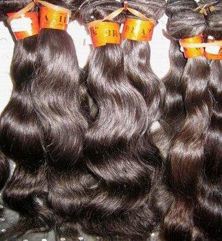 "For Your Queen Virgin peruvian hair 12""-28"" 3pcs/lot  body wave weave extensions natural dark brown black bundles grade 6A"