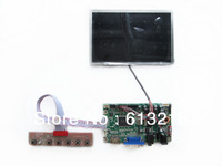 HDMI+VGA +Audio LCD controller board +LVDS cable  +OSD keypad with cable+ HV056WX2-100