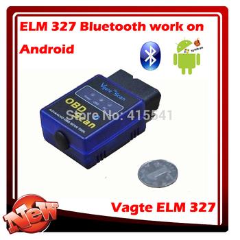 New Version Mini ELM327 OBD-II/OBD2 Bluetooth V2.1 auto code scanner
