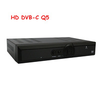 Original Q5 HD PVR DVB C hd box conax receiver support multi CAS network sharing HD digital PVR set top box