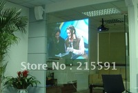 Happy new year!  Free shipping!  High quality rear/ back projection for 213  advertising education, bank